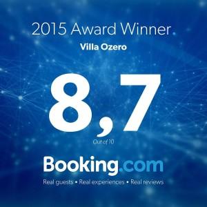 Ozero Award 2015
