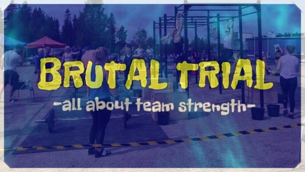 Brutal Trial